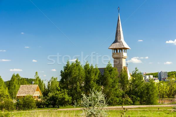 Ortodoks kilise valentine Çek Cumhuriyeti mimari Avrupa Stok fotoğraf © phbcz