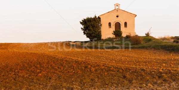 часовня области плато Франция здании архитектура Сток-фото © phbcz