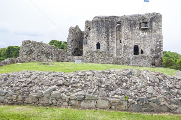 Zdjęcia stock: Zamek · Szkocji · podróży · architektury · Europie · historii