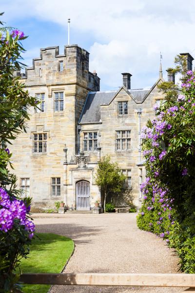 Scotney Castle, Kent, England Stock photo © phbcz