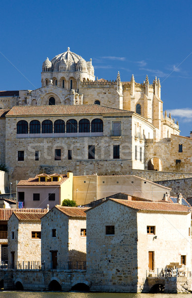 Zamora, Castile and Leon, Spain Stock photo © phbcz