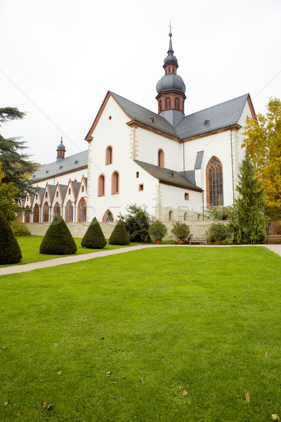 Monastery Eberbach, Hessen, Germany Stock photo © phbcz
