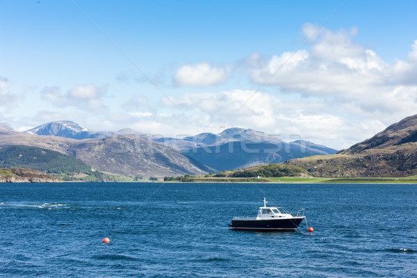 Loch Broom, Highlands, Scotland Stock photo © phbcz