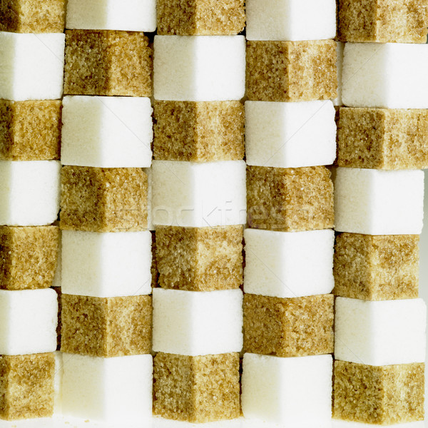 sugar cubes Stock photo © phbcz
