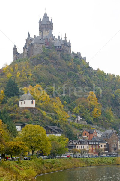 Cochem, Rheinland Pfalz, Germany Stock photo © phbcz