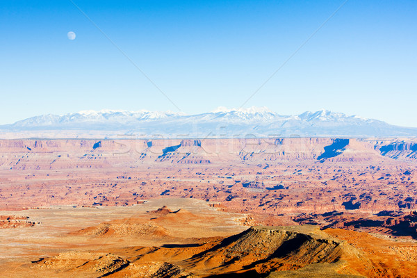 Canyonlands National Park, Utah, USA Stock photo © phbcz