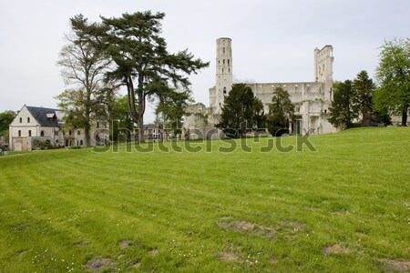 Kells Priory, County Kilkenny, Ireland Stock photo © phbcz