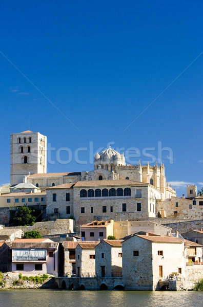 Zamora, Castile and Leon, Spain Stock photo © phbcz