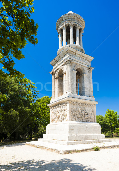 Romana mausoleo viaggio architettura Europa storia Foto d'archivio © phbcz