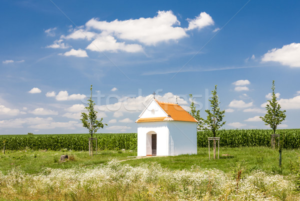 chapel, Lower Austria, Austria Stock photo © phbcz
