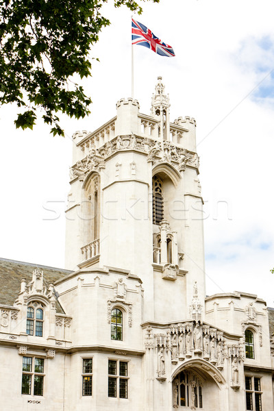 Westminster Londres gran bretaña edificio ciudad arquitectura Foto stock © phbcz