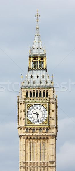 Big Ben Londres grande-bretagne ville horloge Voyage Photo stock © phbcz
