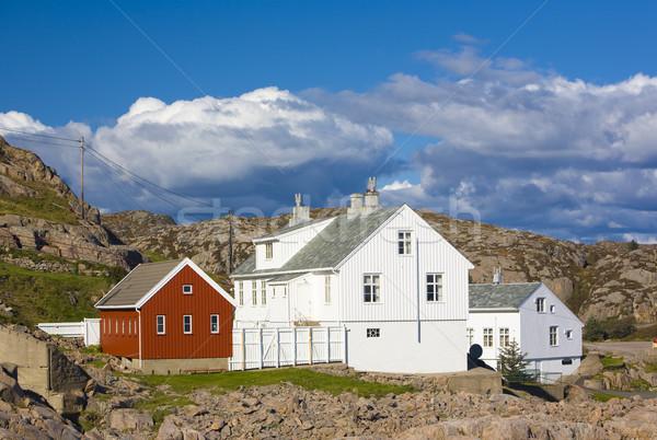 Lindesnes, Norway Stock photo © phbcz