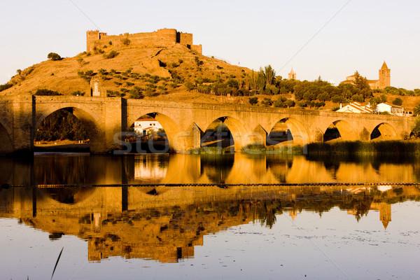 スペイン 旅行 建物 アーキテクチャ 歴史 橋 ストックフォト © phbcz