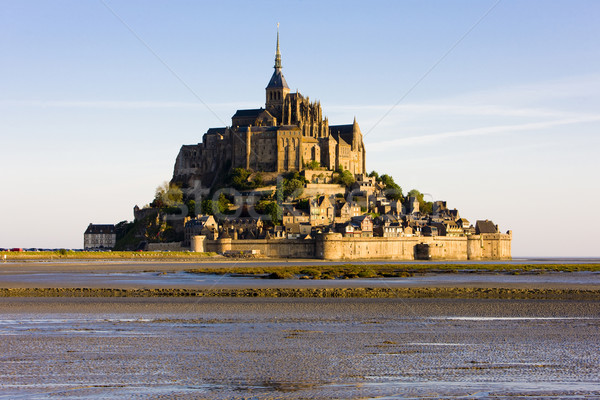 Mont-Saint-Michel Stock photo © phbcz