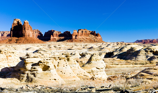 Canyon Utah USA paysage Amérique silence Photo stock © phbcz