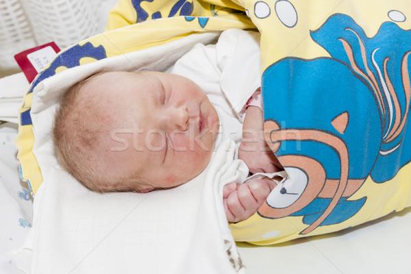 Сток-фото: портрет · материнский · больницу · девушки