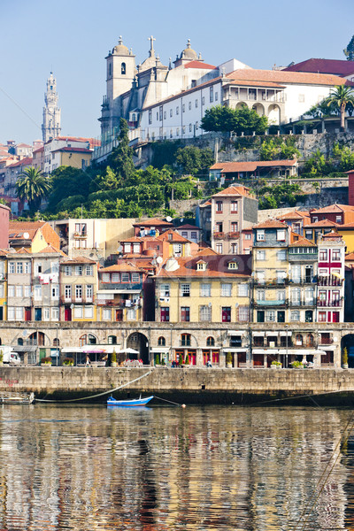 Portogallo casa costruzione città viaggio architettura Foto d'archivio © phbcz