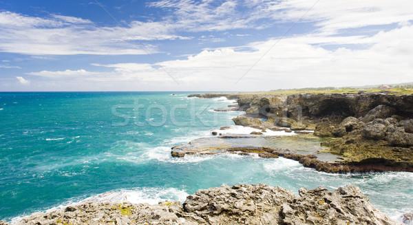 Stock photo: North Point, Barbados, Caribbean