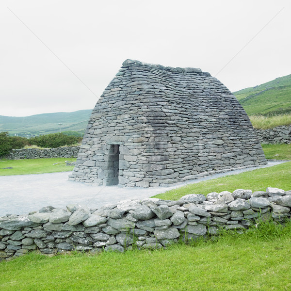 Gallarus Oratory, County Kerry, Ireland Stock photo © phbcz