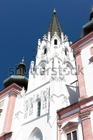 pilgrimage basilica, Mariazell, Styria, Austria Stock photo © phbcz