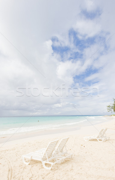 Rockley Beach, Barbados Stock photo © phbcz