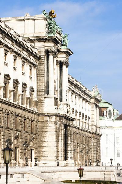 Hofburg Palace, Vienna, Austria Stock photo © phbcz