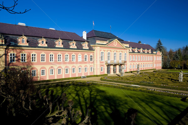 Dobris Palace, Czech Republic Stock photo © phbcz
