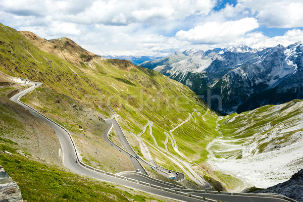 southern alps mountain stock photos