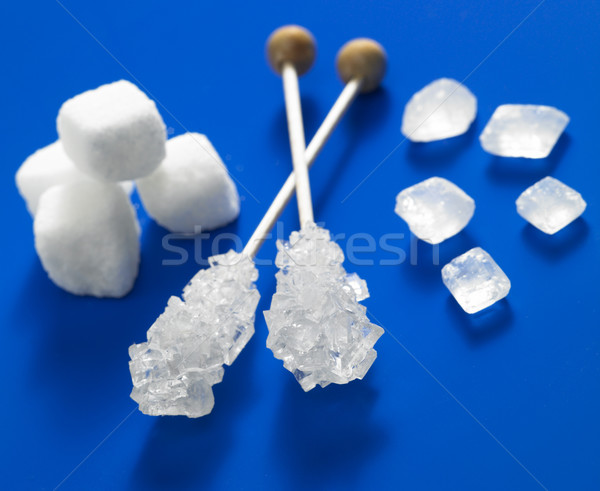 sugar still life Stock photo © phbcz
