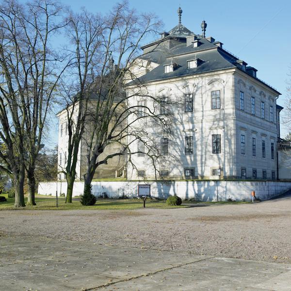 Chlumec nad Cidlinou Castle, Czech Republic Stock photo © phbcz