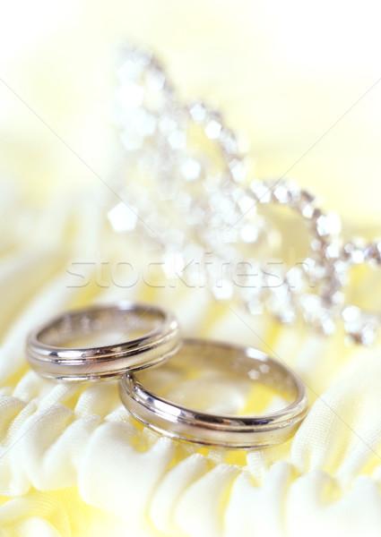 wedding still life Stock photo © phbcz