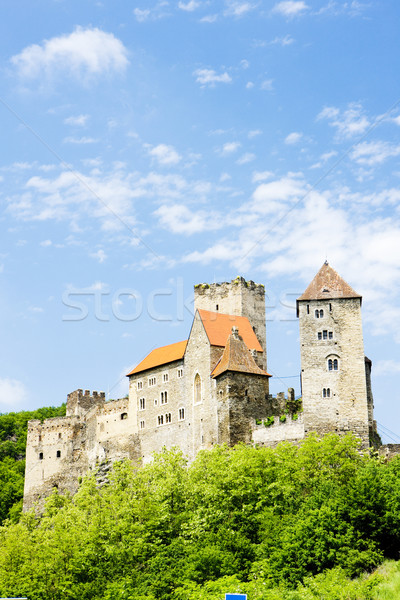 Hardegg Castle, Lower Austria, Austria Stock photo © phbcz