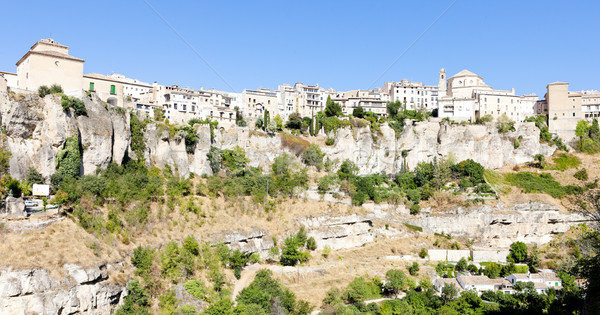 Cuenca, Castile-La Mancha, Spain Stock photo © phbcz