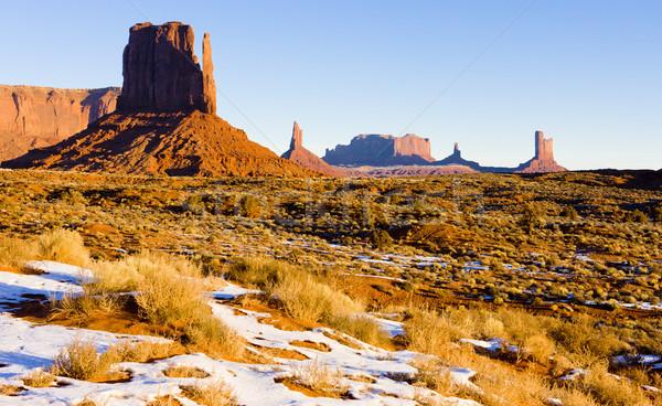 Vadi park ABD manzara seyahat Amerika Stok fotoğraf © phbcz