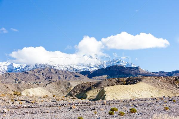 Morte valle parco California USA inverno Foto d'archivio © phbcz