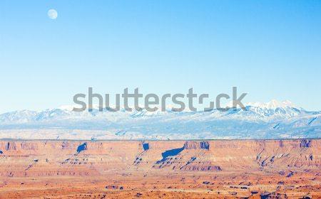 landscape of Arizona, USA Stock photo © phbcz