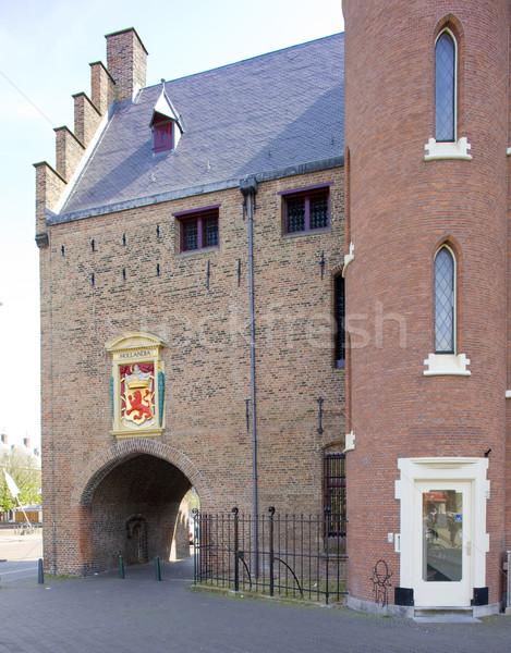 Gevangenpoort, The Hague, Netherlands Stock photo © phbcz