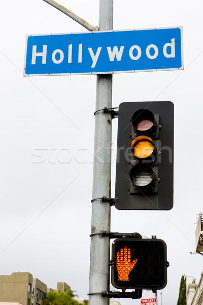 Hollywood Los Angeles Califórnia EUA Foto stock © phbcz