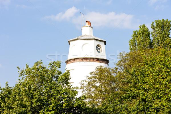 lighthouse at Guy's Head, East Anglia, England Stock photo © phbcz