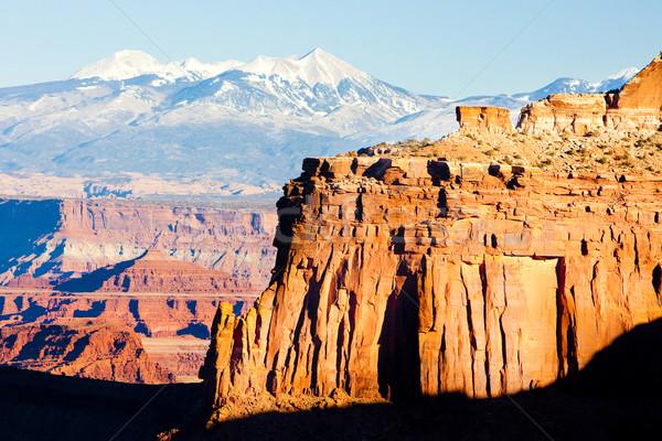 Canyonlands National Park, Utah, USA Stock photo © phbcz