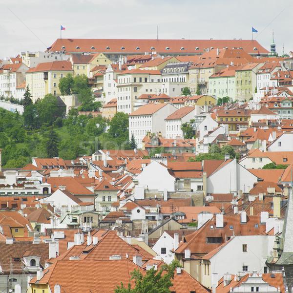 Prague Castle, Czech Republic Stock photo © phbcz
