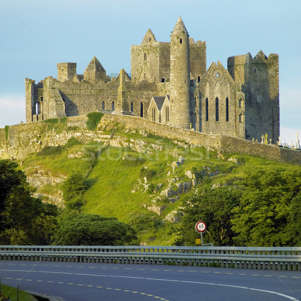 Rock of Cashel, County Tipperary, Ireland Stock photo © phbcz