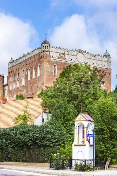 замок Польша путешествия архитектура улице за пределами Сток-фото © phbcz