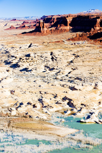 Lake Powell, Glen Canyon, Utah, USA Stock photo © phbcz