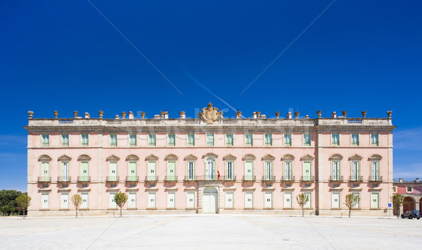 Royal Palace of Riofrio, Segovia Province, Castile and Leon, Spa Stock photo © phbcz