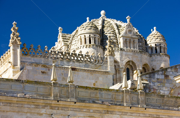 cathedral's detail, Zamora, Castile and Leon, Spain Stock photo © phbcz
