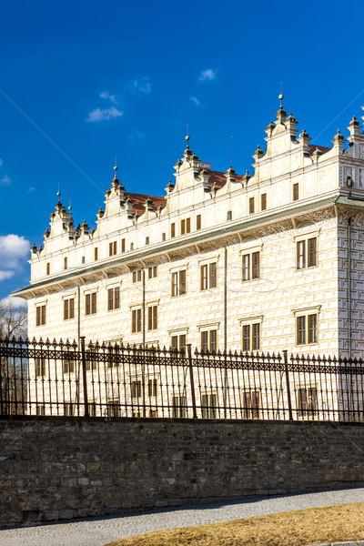 Palace Litomysl, Czech Republic Stock photo © phbcz
