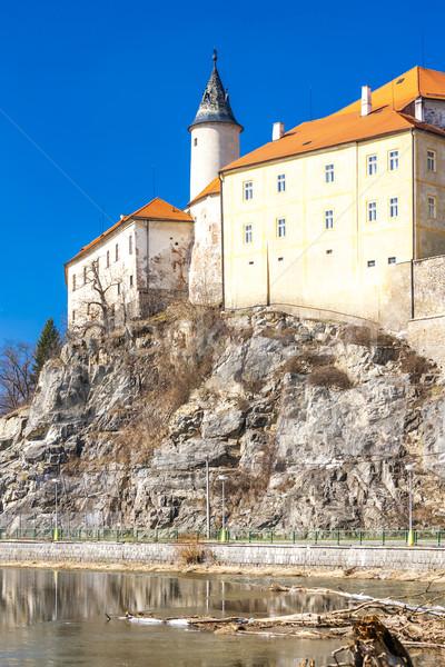 Ledec nad Sazavou Castle, Czech Republic Stock photo © phbcz
