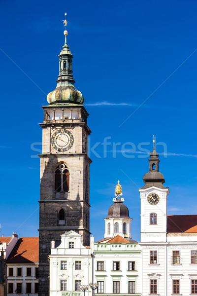 ストックフォト: 広場 · チェコ共和国 · 建物 · アーキテクチャ · 歴史